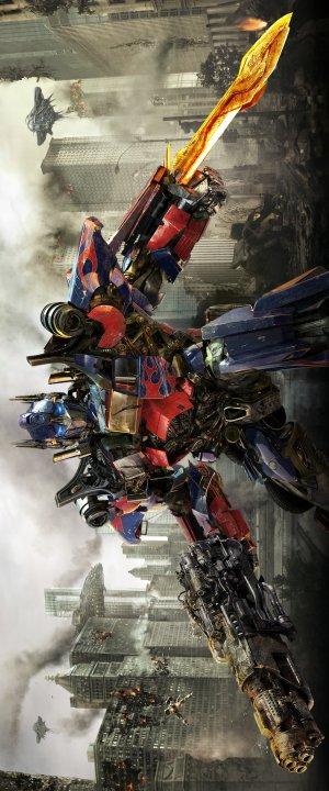 Transformers: Dark of the Moon 2084x5000