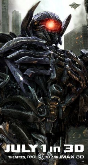 Transformers: Dark of the Moon 380x708