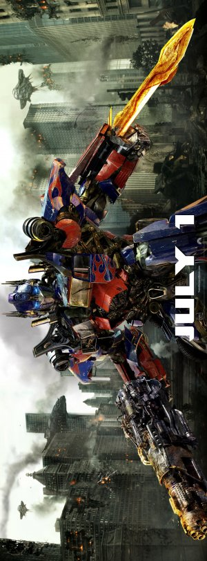 Transformers: Dark of the Moon 1480x4000