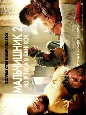The Hangover Part II 3750x5000