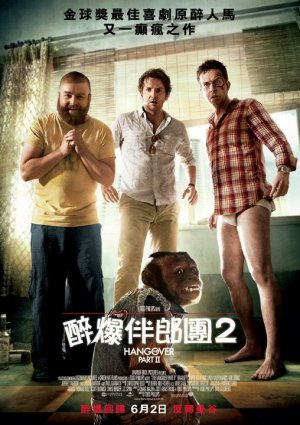 The Hangover Part II 508x720