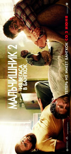 The Hangover Part II 2313x5000