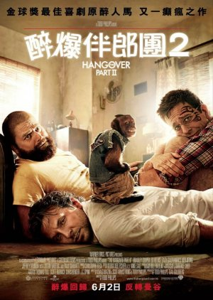 The Hangover Part II 512x720