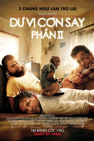 The Hangover Part II 3350x5000
