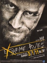WWE Extreme Rules poster