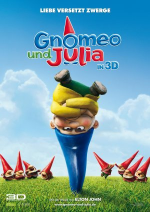 Gnomeo & Julia 3508x4961