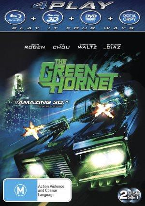 The Green Hornet 1553x2199
