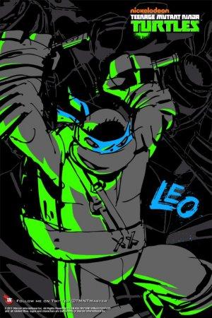 Teenage Mutant Ninja Turtles 540x810