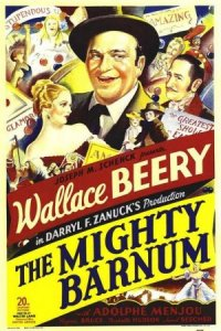 The Mighty Barnum poster