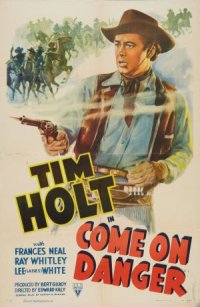 Come on Danger poster