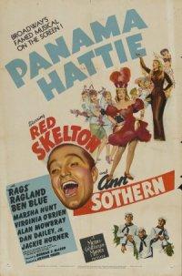 Panama Hattie poster