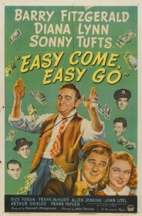 Easy Come, Easy Go poster