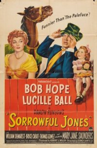 Sorrowful Jones poster