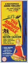 The Asphalt Jungle Poster