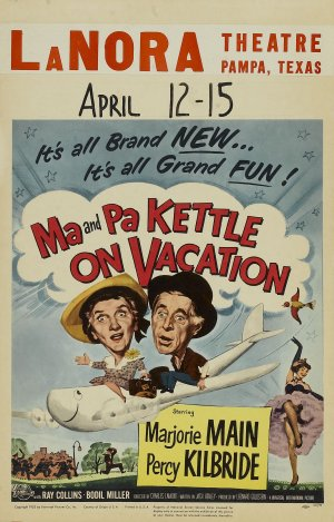 Ma and Pa Kettle on Vacation 1333x2085