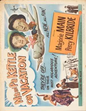 Ma and Pa Kettle on Vacation 1521x1952