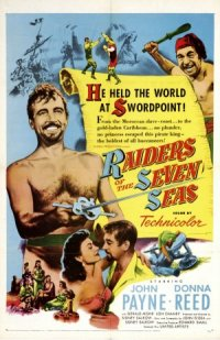 Raiders of the Seven Seas poster