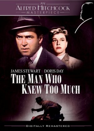 The Man Who Knew Too Much 358x500