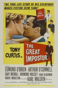The Great Impostor poster