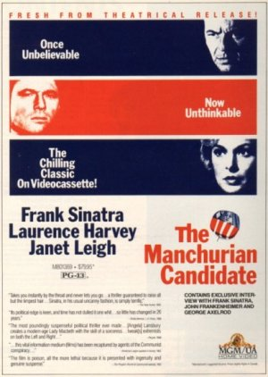 The Manchurian Candidate 405x570