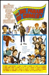 The Big Parade of Comedy poster