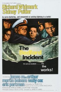 The Bedford Incident poster