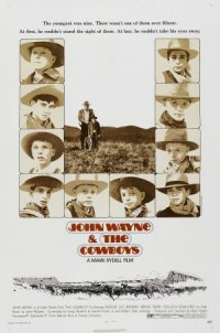 The Cowboys poster