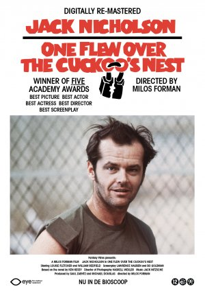 One Flew Over the Cuckoo's Nest 1192x1684