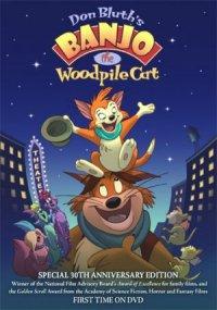Banjo the Woodpile Cat poster