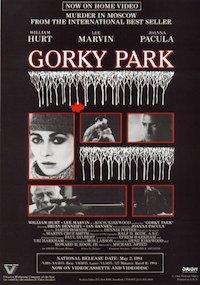 Gorky Park poster
