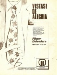 Mr. Belvedere poster