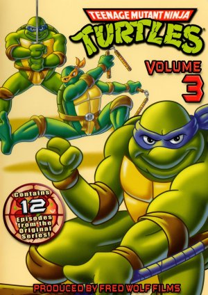Teenage Mutant Hero Turtles 2005x2834