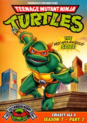 Teenage Mutant Ninja Turtles 1999x2834