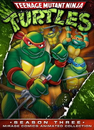 Teenage Mutant Ninja Turtles 1535x2118