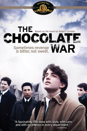 The Chocolate War Dvd cover
