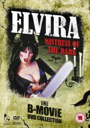 Elvira, Mistress of the Dark Dvd cover