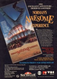 Norman's Awesome Experience poster