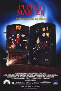 Puppetmaster poster