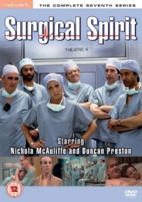 Surgical Spirit poster