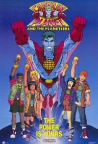 Captain Planet and the Planeteers poster