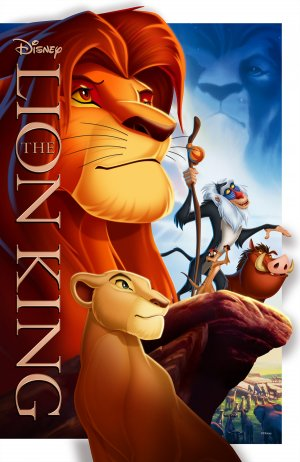 The Lion King 900x1385