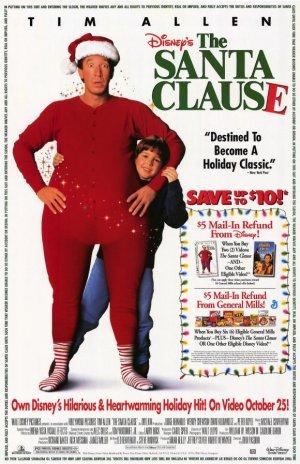 The Santa Clause 580x897