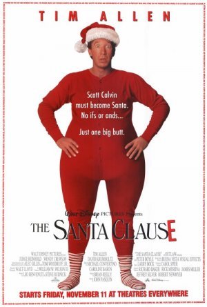 The Santa Clause 500x741