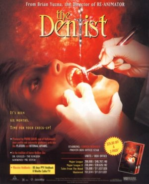 The Dentist 469x582