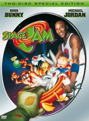 Space Jam 2534x3426