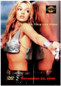 Britney Spears: There's No Place Like Home poster