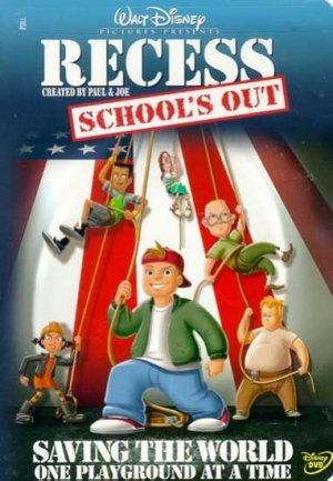 Recess: School's Out 381x550