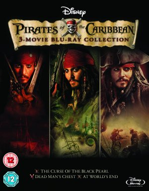 Pirates of the Caribbean: The Curse of the Black Pearl 1603x2044