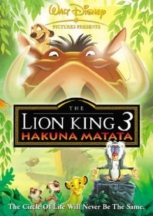 The Lion King 1½ 366x515
