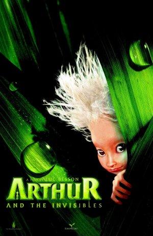 Arthur und die Minimoys 3235x5000